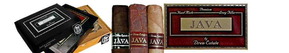 Java Cigars by Drew Estate