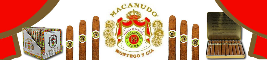 Buy Macanudo Cigars at the lowest prices online at GothamCigars.com - Click here and save!