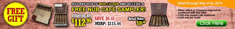 Nub Cafe Sampler