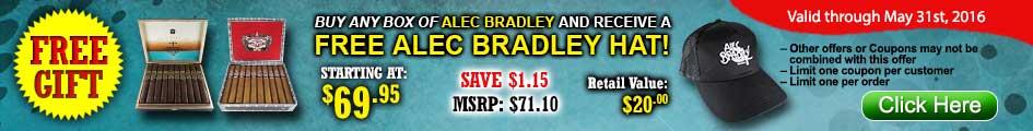 Alec Bradley Hat