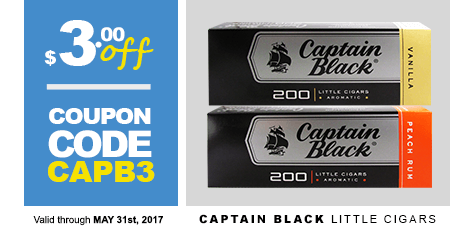 Captain Black Little Cigars