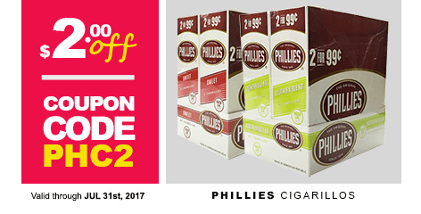 Phillies cigarillos