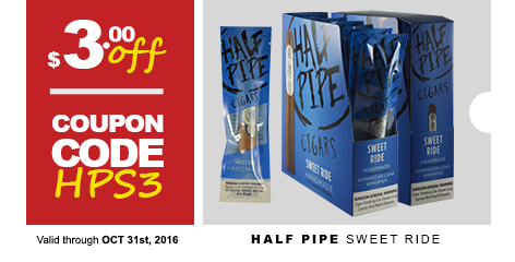 Half Pipe Sweet Ride
