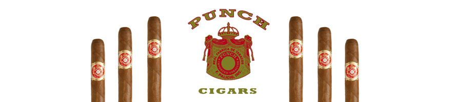Buy Punch Cigars at the lowest prices online at GothamCigars.com - Click here!