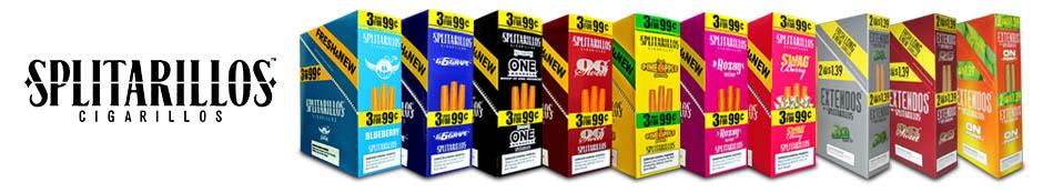 Splitarillos Cigarillos