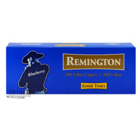 Remington Filtered Cigars Blueberry carton