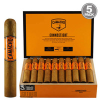 Camacho Connecticut Gordo 6x60 Box & Stick