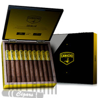 Camacho Criollo Robusto box and stick