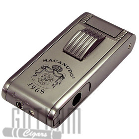 Macanudo 1968 Silver Lighter