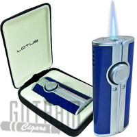 Lotus L29 Monarch - Torch Lighter Blue