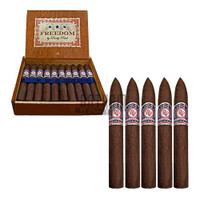 Rocky Patel Freedom Torpedo Box & 5 Pack