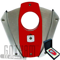 Lotus Cigar Cutter Red