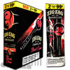 Zig Zag Cigarillos 2 for 0.99 Black Cane upright & foilpack