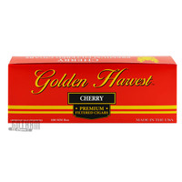 Golden Harvest Filtered Cigars Cherry carton