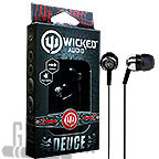Wicked Earbuds Black