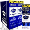Swisher Sweets Cigarillos Blueberry 2 for $0.99 upright & foilpack