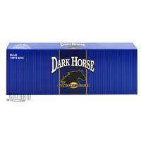 Dark Horse Filtered Cigars Mild carton & pack