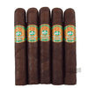 601 Green Label Oscuro Tronco 5 pack