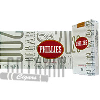 Phillies Filtered Cigars Regular carton & pack