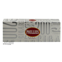 Phillies Filtered Cigars Regular carton