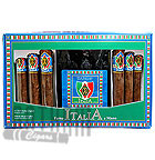 CAO Italia Ristretto 6 Cigar Sampler with Whole Bean Coffee Box