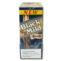 Black And Mild Royale pack
