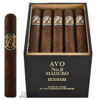 AVO No. 9 Maduro Box & Stick