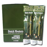 Dutch Masters Green Palma upright & foilpack