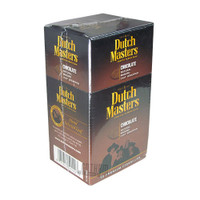 Dutch Masters Cigarillos Chocolate Upright