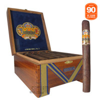 Diamond Crown Maximus Churchill No.2 Rated 90 by Cigar Aficionado