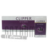 Clipper Filtered Cigars Grape 100's carton & pack