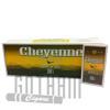 Cheyenne Filtered Cigars Vanilla 100's carton & pack