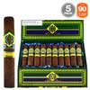 CAO Brazilia Box-press Box Rated by Cigar Aficionado