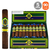CAO Brazilia Box-press Box Rated by Cigar Aficionado