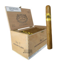 Hoyo de Monterrey Excalibur No. V Box & Stick