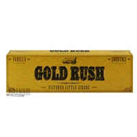 Gold Rush Little Cigars Vanilla carton