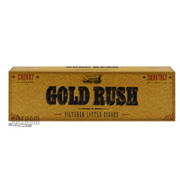 Gold Rush Little Cigars Cherry carton