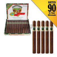 Montesino Diplomatico box & 5PACK