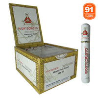 Montecristo White Court Tube rated 91 by Cigar Aficionado