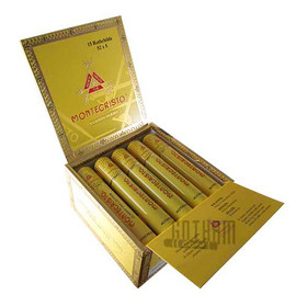 Montecristo Classic Collection Tube Rothchilde Box