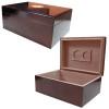 The Sao Paolo Cigar Humidor Box & Open Box