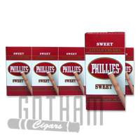 Phillies Little Cigars Sweet 100's pack