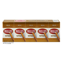 Phillies Little Cigars Natural 100's