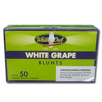White Owl Blunt White Grape Box