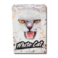 White Cat Cigarillos Natural Upright