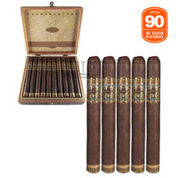 Alec Bradley Tempus Genesis rated 90 by Cigar Aficionado