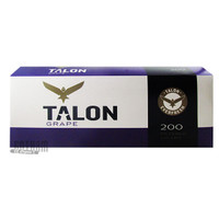 Talon Filtered Cigars Grape Carton