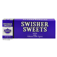 Swisher Sweets Little Cigars Grape carton & pack
