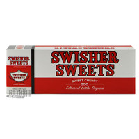Swisher Sweets Little Cigars Cherry carton & Pack