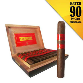 Rocky Patel Sun Grown Robusto rated 90 by Cigar Aficionado